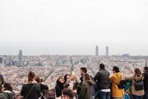 Viajar solo a Barcelona