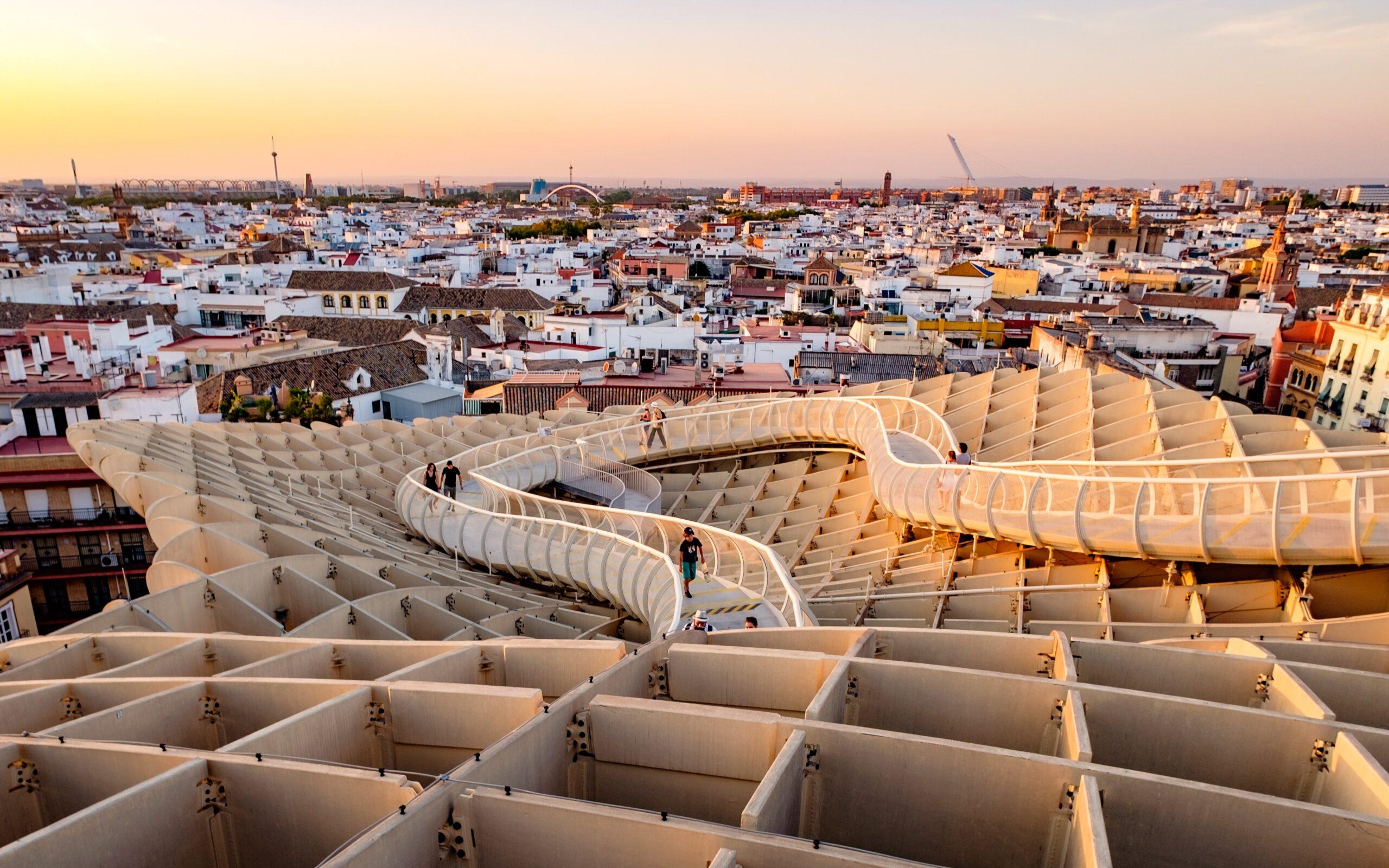 ¿Qué ver en 500 metros a la redonda de Sweet Sevilla Suites?