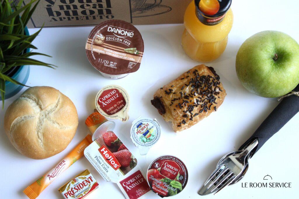 Desayuno en Sweet Sevilla Suites
