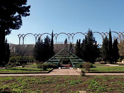 jardines guadalquivir