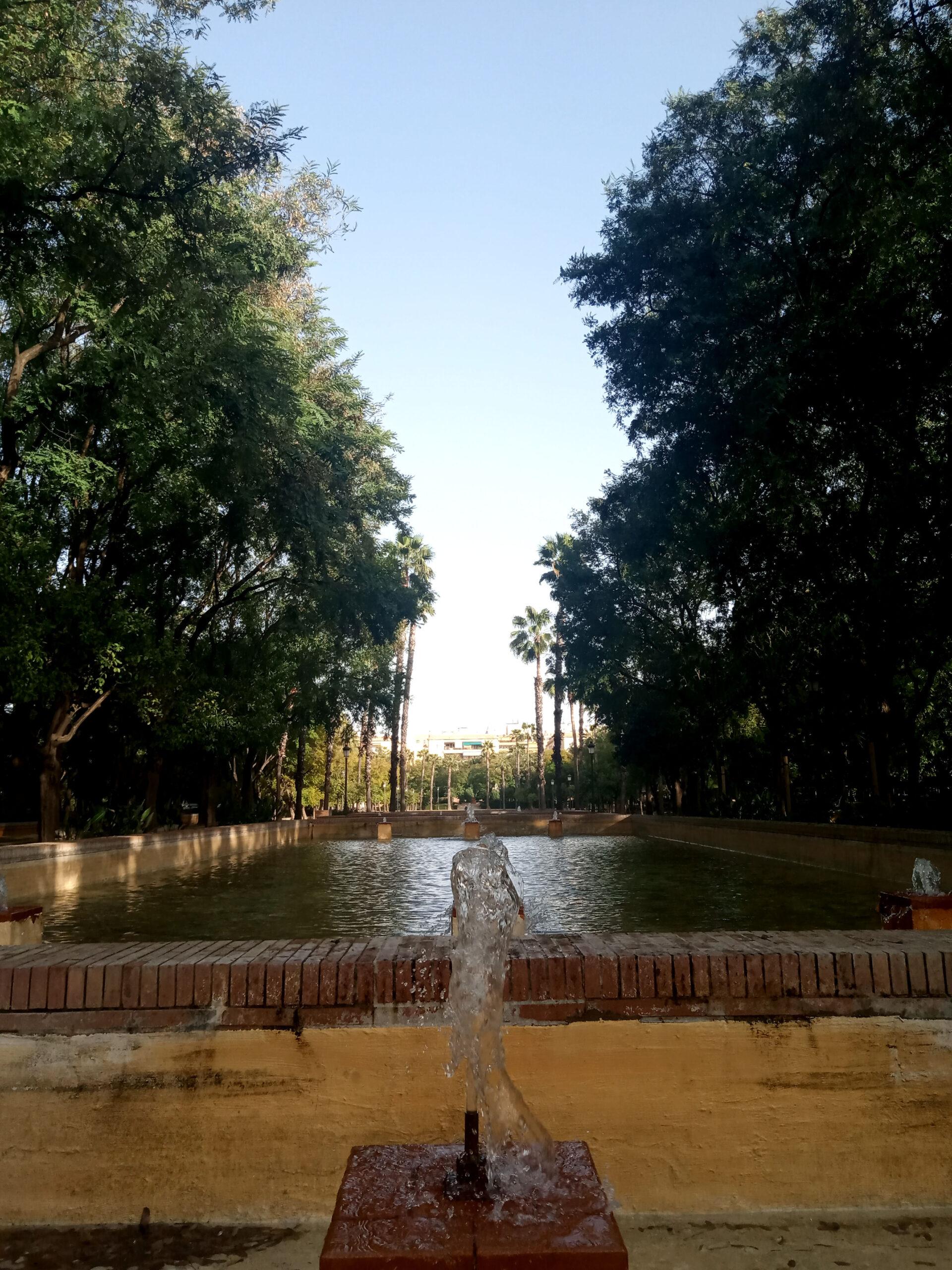 parques y jardines sevilla