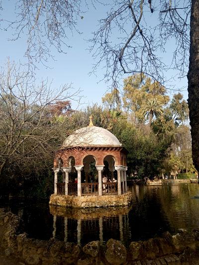 Parques y Jardines de Sevilla