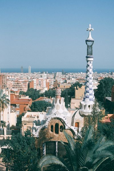 Barcelona's Parks and Gardens